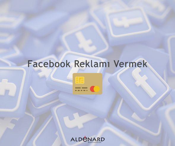 Facebook Reklamı Vermek